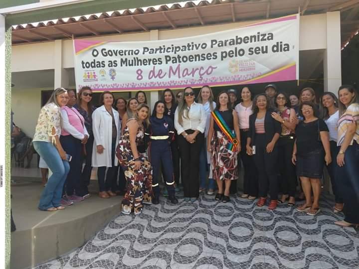 Inaugurado nova sede da secretaria municipal  de políticas para as mulheres