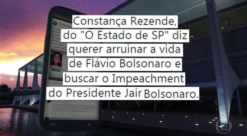 Comentário de Bolsonaro contra jornalista provoca crítica de OAB ...