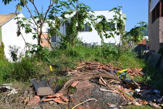 Proprietários de terrenos baldios deverão ser notificados em Santa Filomena