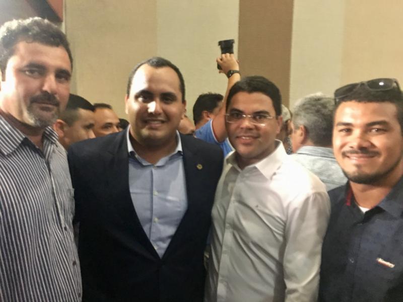 Rafael Silva deu sinais visíveis a sua pré- candidatura em Luis Correia