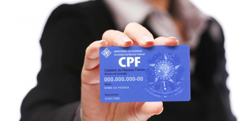 CPF vira canal único para acessar serviços e benefícios do governo
