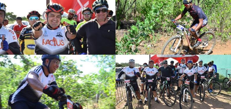 1º Desafio Bike Race reuniu mais de 100 ciclistas do PI, CE, PE