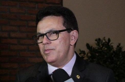 Deputado Zé Santana participa de reunião da Aprosoja