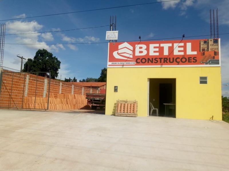 Betel Construções Nova Opção em Materiais de Construção em Gilbués-PI