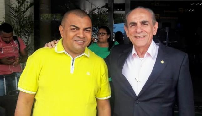 Marcelo Castro quer missionário João Batista candidato a vereador de THE