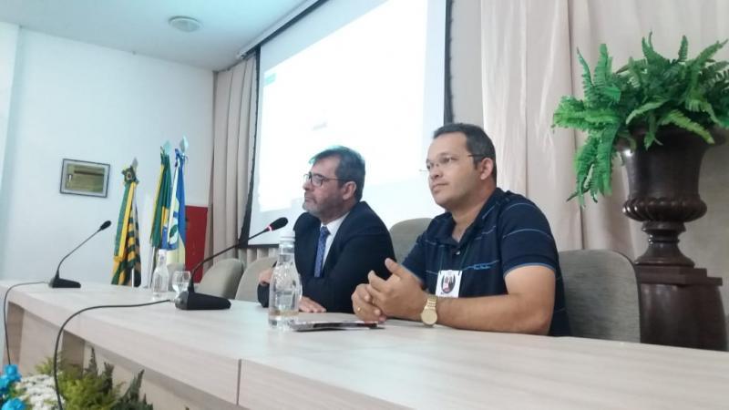 Secretario de Educação de Lagoinha  participa do 14º Fórum da UNDIME-PÍ