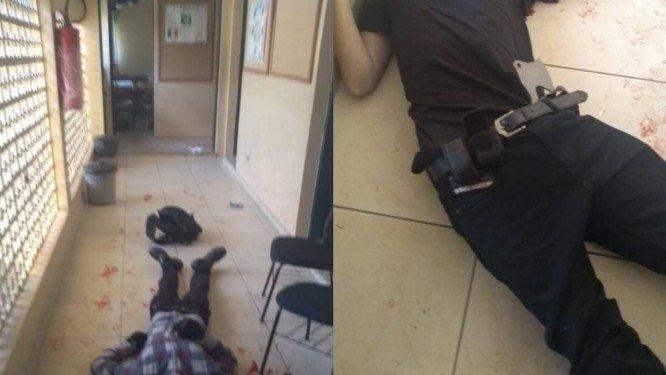 Atiradores entram em escola e matam alunos em São Paulo