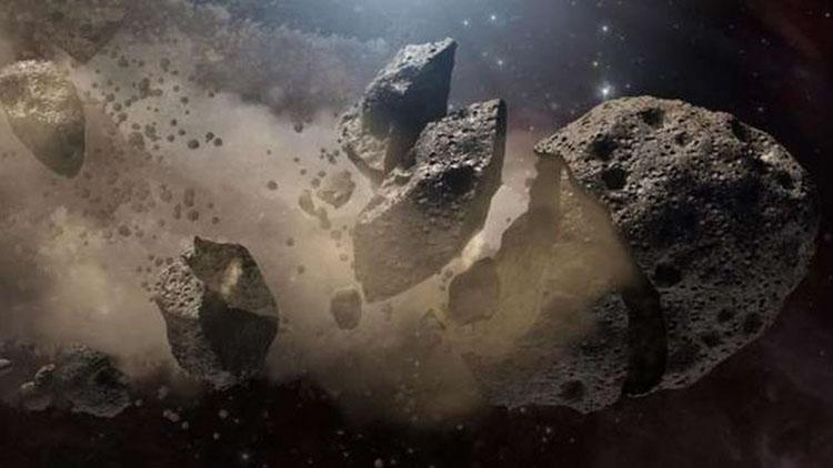 Uma rocha espacial de cerca de 5 km de extensão passará