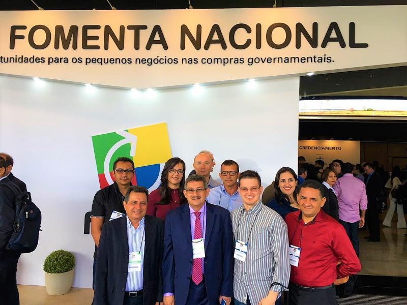 Prefeito Genival Bezerra Participa do VIII Fomenta Nacional em Brasília
