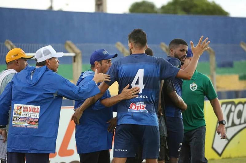 Altos vence Flamengo e garante vaga na semifinal do Piauiense