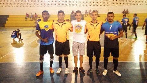 Poliesportivo vence Neto Ferro por 7x2 no Campeonato Valenciano