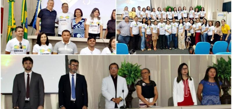 Secretário de Educação participa do 14° Fórum da UNDIME-PI
