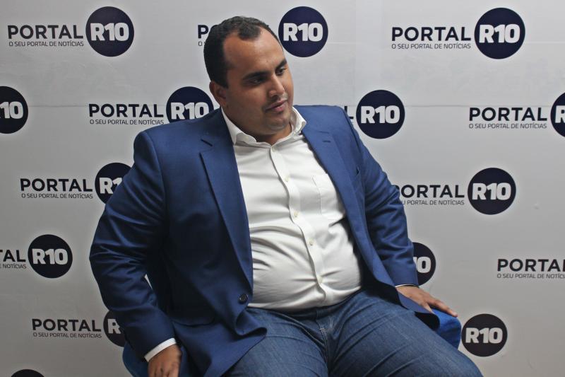 Possível candidato a prefeito, Georgiano destaca projetos para Teresina