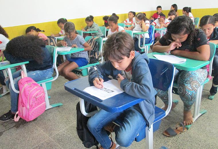 Mais de 5 mil alunos da rede municipal de ensino são avaliados em Timon