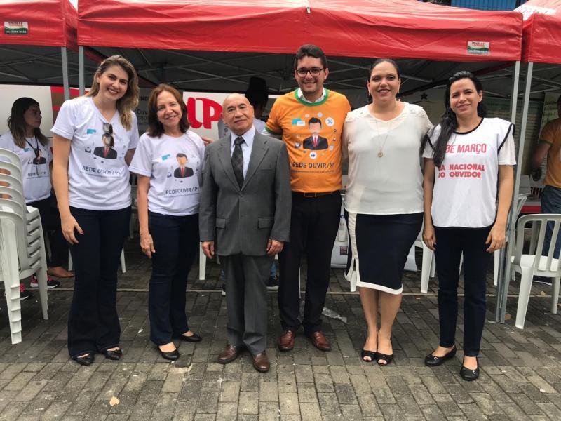 Ouvidora Geral da OAB, Élida Fabrícia,participa de evento na Capital
