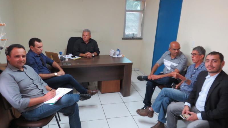 Prefeitos da Planície Litorânea se reúnem em Luis Correia