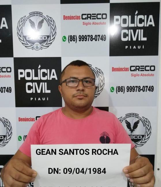 Polícia prende último acusado de tentativa de roubo a banco no Piauí