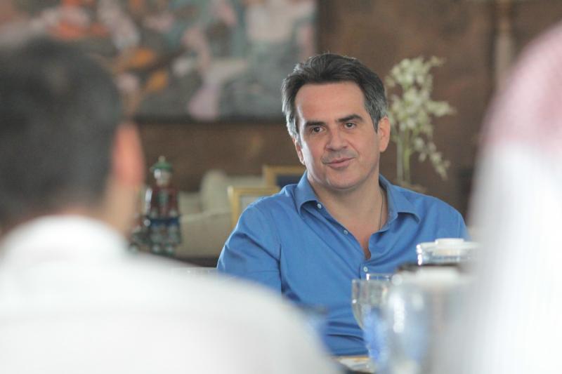 Ministro libera para julgamento denúncia contra Ciro e mais três políticos