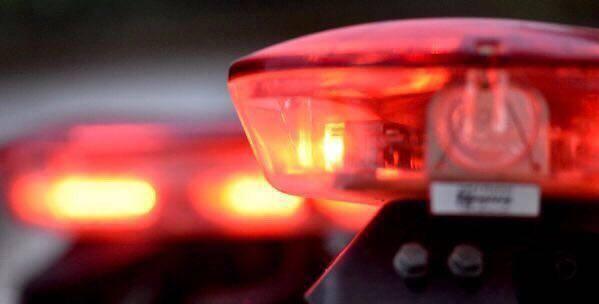 Motociclista sofre acidente e é autuado por pilotar sem CNH