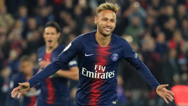 Neymar tem título de quarto maior atleta famoso do mundo