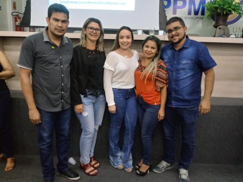 Conselheiros do município de Água Branca participam de debate sobre saúde