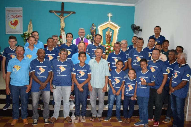 TRÍDUO DE SÃO JOSÉ | Abertura com Santa Missa em Campo Largo-PI