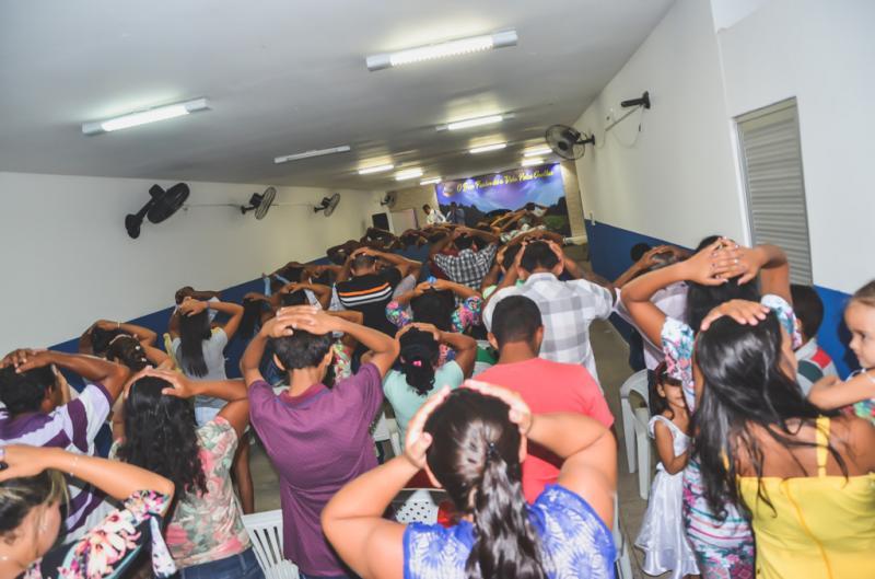 Igreja Mundial comemora 21 anos de fundação com Culto