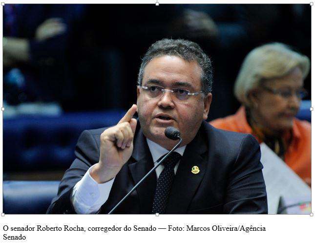 Corregedor do Senado na apuração da suposta fraude