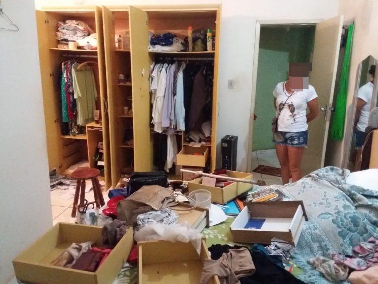 Bandidos fazem arrastão em residência de líder religioso no Piauí