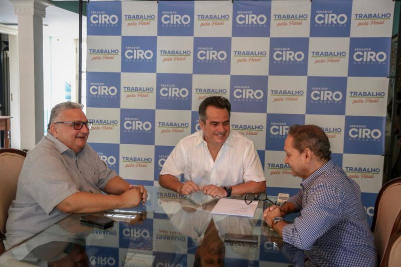 Prefeito de Lagoinha se filiará ao PP no dia 26 de Abril