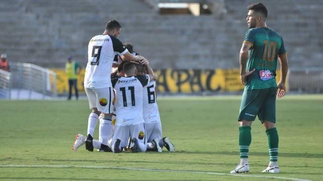 Altos perde para Botafogo da Paraíba na Copa Nordeste