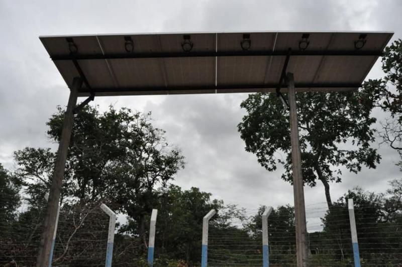 Governo Murilo Mascarenhas inova com utilização de placas solares