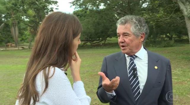 Marco Aurélio critica abertura de inquérito para investigar mensagens falsa