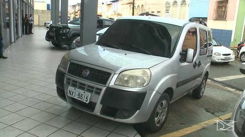 Motorista de transporte escolar é preso após assaltos em São Luís