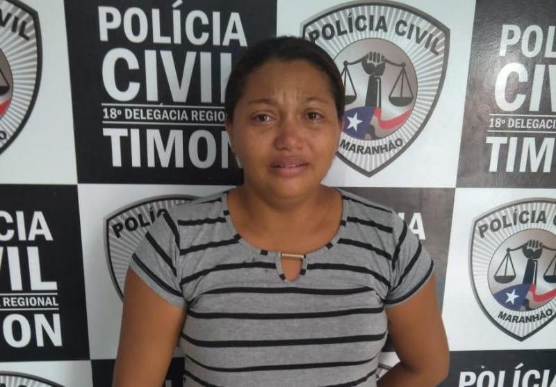 Mulher condenada por tráfico de drogas é presa no Piauí