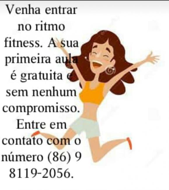 Associação Junina Balançar apresenta aos serrajoenses: Danças Fitness