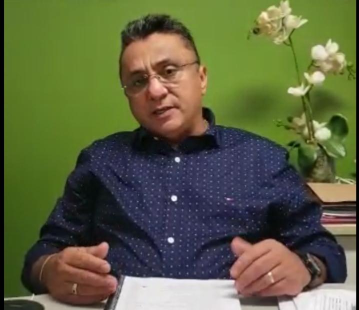Vereador Dudu pode disputar eleição para o Diretório Municipal do PT em THE
