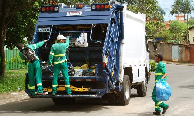 Cerca de 99 mil imóveis ficarão isentos da taxa de coleta de lixo
