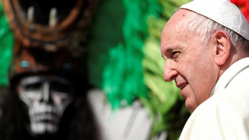 Vítima de pedofilia chama Papa de 'traidor' e 'Judas'