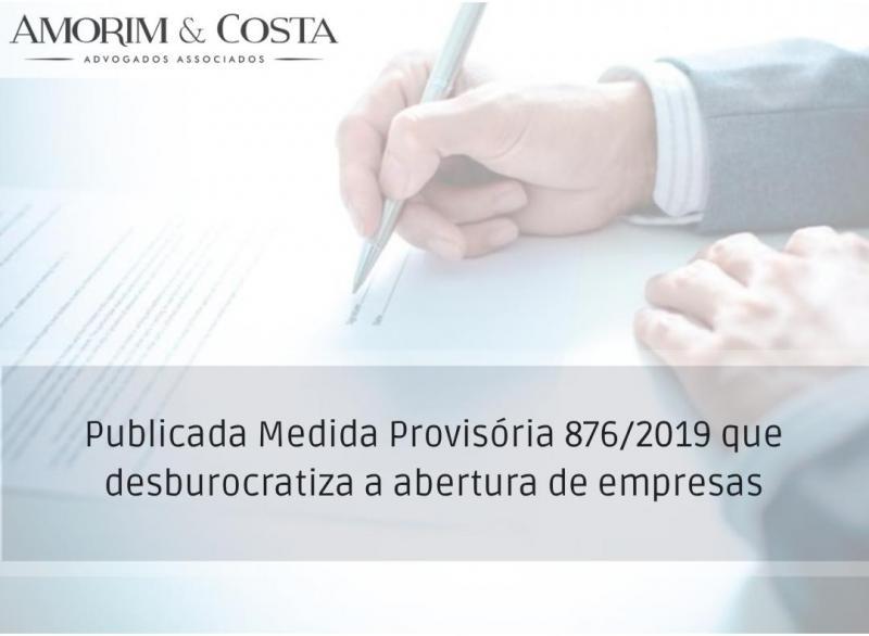 Medida provisória publicada pelo governo facilita abertura de empresas