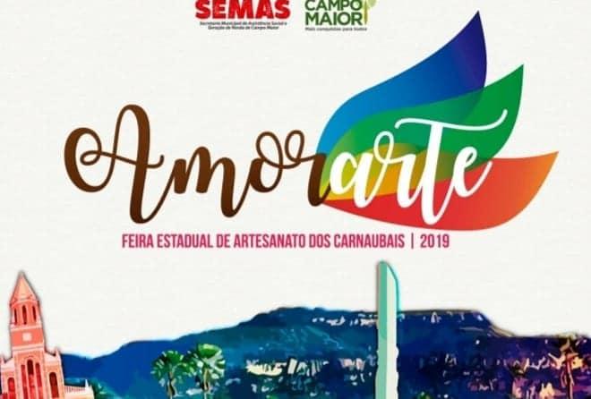 Prefeitura e SEMAS de Campo Maior lançam a 3ª  Edição da Feira  AMORARTE
