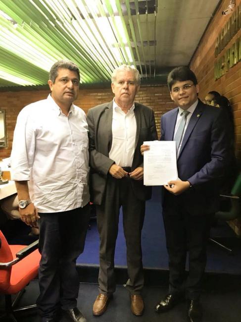 Oliveira Neto solicita retorno de unidade da Cepisa Equatorial em Gilbués