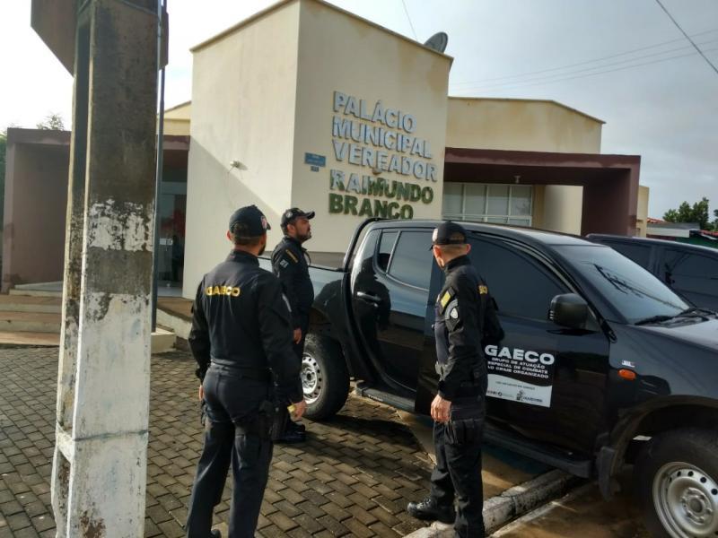 Prefeitos do Piauí são alvos de investigação em Operação