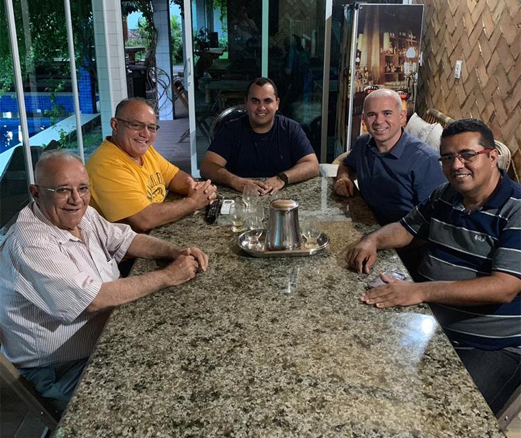Deputado estadual Georgiano Neto busca adesão no PSL