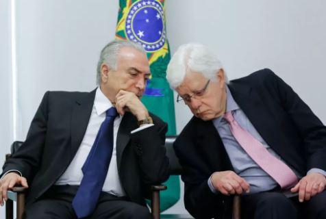 Grupo de Temer recebeu R$ 1,8 bilhão em propinas e monitorava agentes da PF