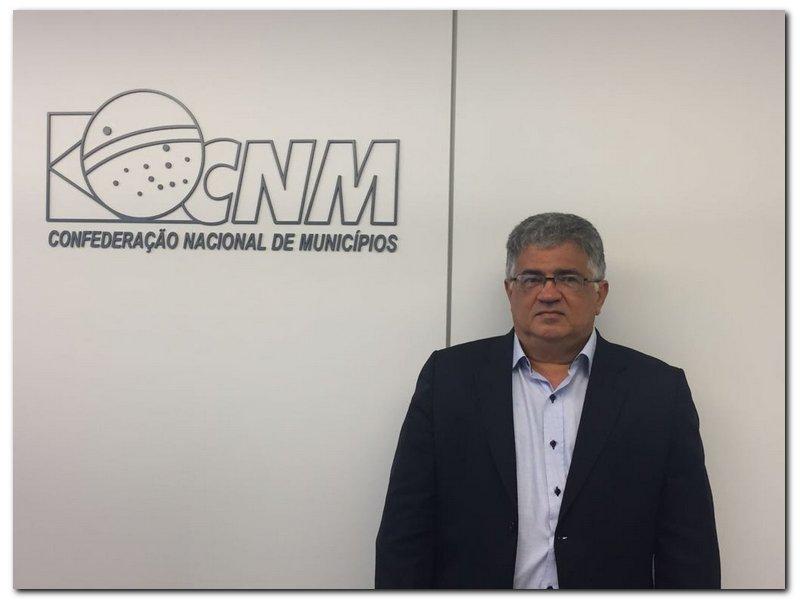 Prefeito Silva Junior participa de mobilização em Brasília