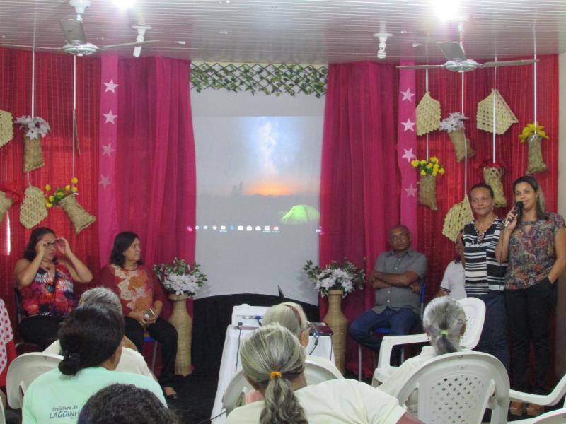 Prefeitura de Lagoinha realiza evento em alusão ao dia das mulheres