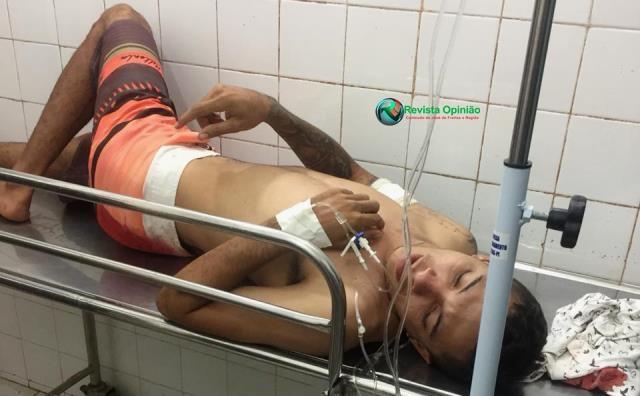 Jovem sofre tentativa de homicídio em município do PI