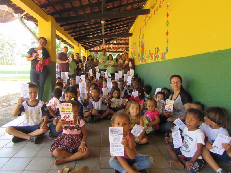 Prefeitura de Lagoinha do Pi realiza semana de combate a zika e chikungunya