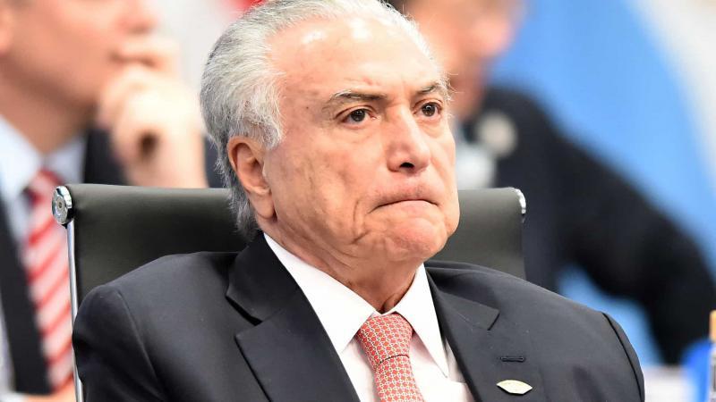 Prisão de Temer é positiva para a imagem do Brasil